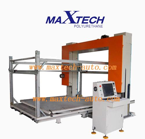 MAX-CCM CNC Contour Cutting Machine (Vibration blade)