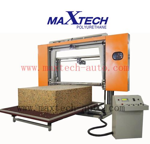 MAX-HCM Foam Horizontal Cutting Machine