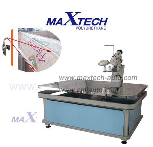 MAX-TEM Manual Mattress Tape Edge Machine