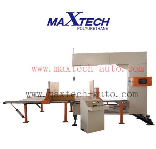 MAX-A-VCM Auto Foam Vertical Cutting Machine