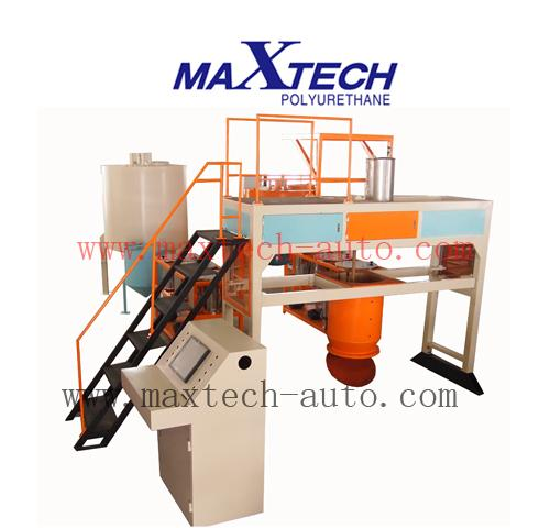 MAX-BFM Auto Batch Foaming Machine