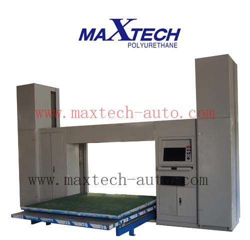 MAX-CCM CNC Contour Cutting Machine (Circle blade type)