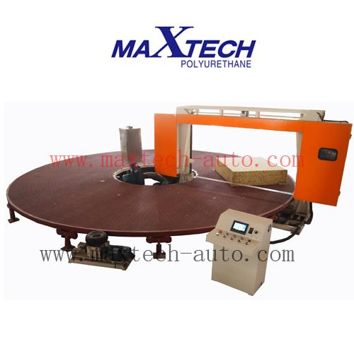 MAX-CRM Foam Circle Cutting Machine